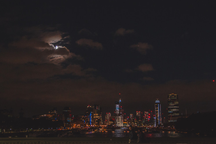 Space and the City Lights.