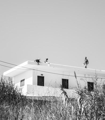 Roof Job.