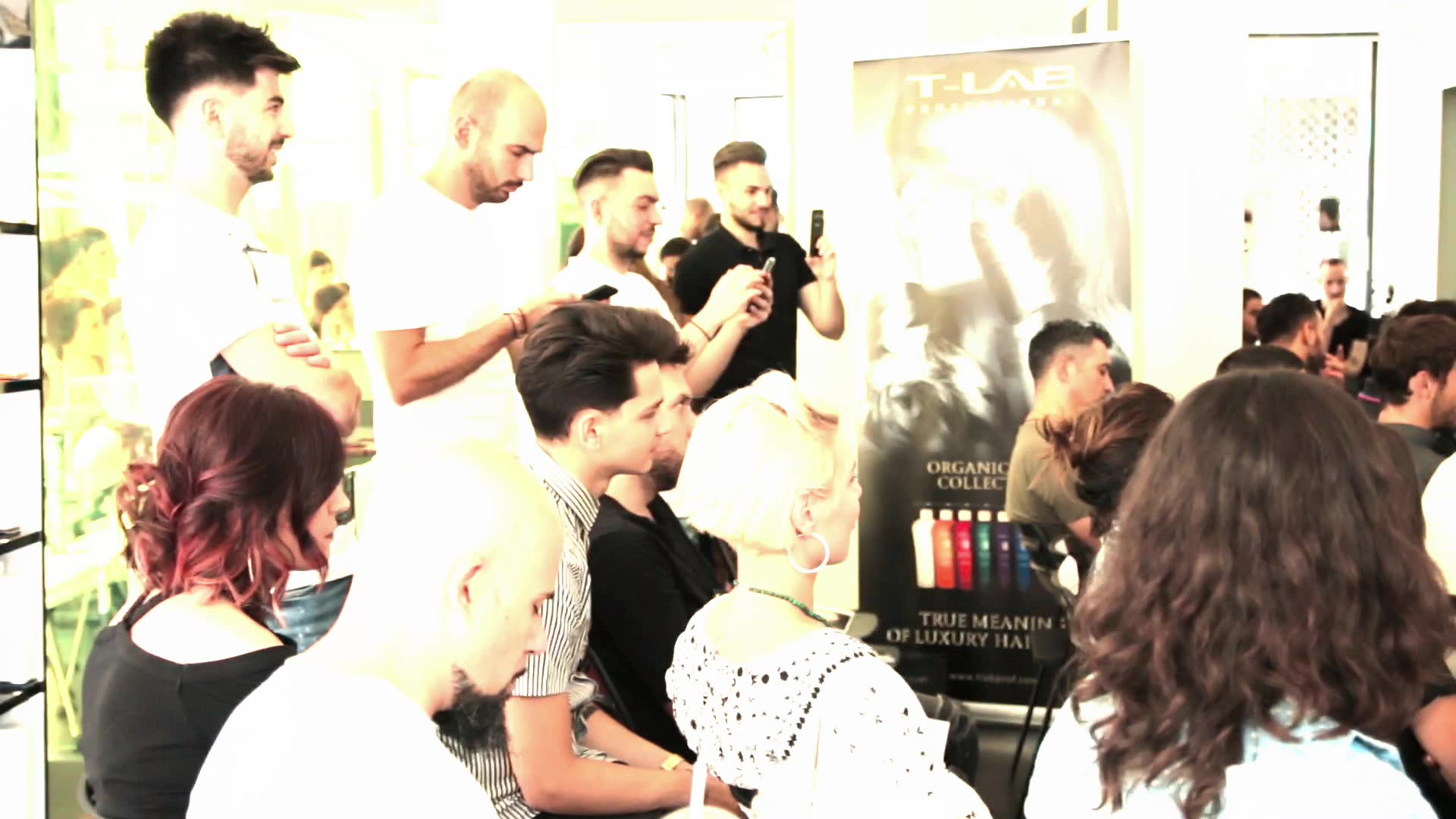 T-LAB Professional - Mazella&Palmer 9-Days Foundation Workshop | 2018 | Director/Cinematographer/Editor