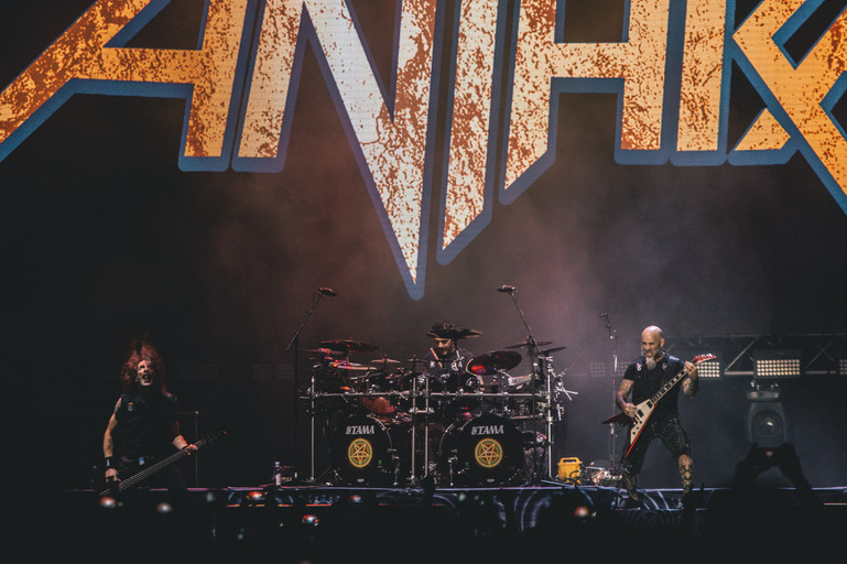 Anthrax.