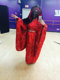 Asian Queen