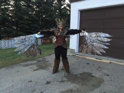 Griffin Warrior Queen