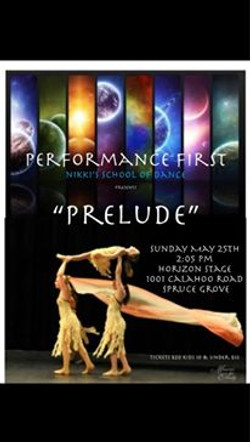 Performance First - Prelude
