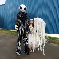 Nightmare B4 Christmas and Jellyfish