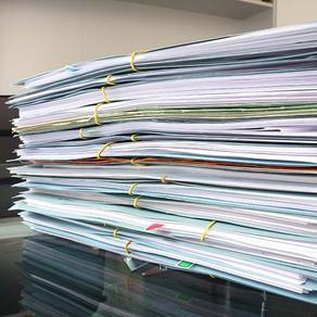 Descubra se sua estratégia de gestão de documentos está em dia
