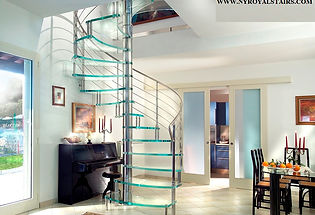 All Our Stairs Are Made Of Stainless Steel , Glass, Wood, Or Stone With  Italian Passion And German Quality. We Work Closely With Designers,  Architects, ...