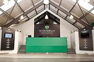Aston Barclay refurbishment