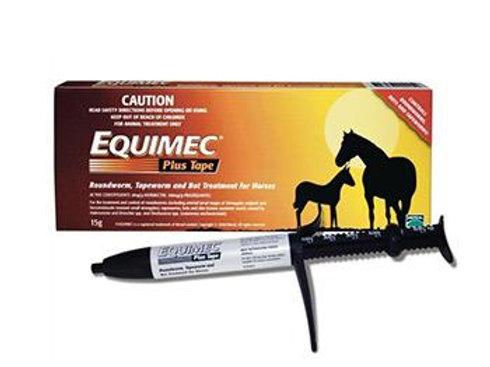 Equimec Plus Tape Horse Wormer Paste 15g