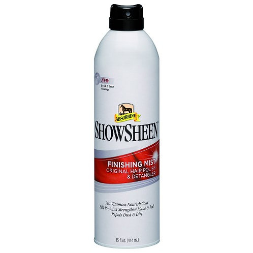 Absorbine ShowSheen Finishing Mist 444g