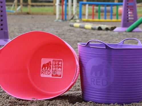 Red Gorilla Plastic Buckets