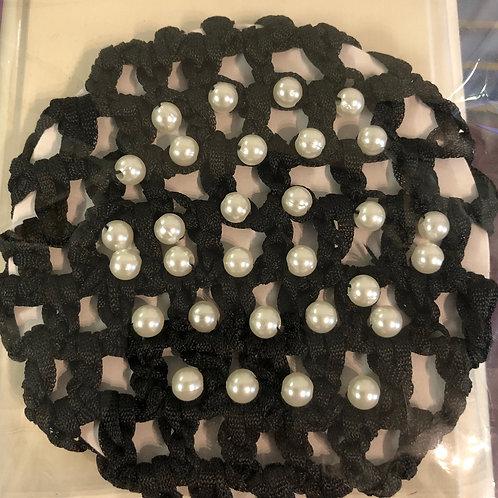 Pearl Hair Net