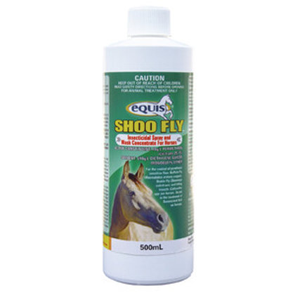 Equis Shoo Fly Concentrate 125ml