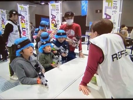 """2月20日 中京テレビ「クレッペ」にてCHIMERA A-SIDE """"THE FINAL""""の模様が紹介されました!"""