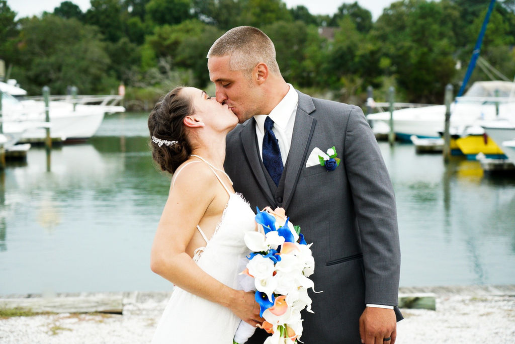 Cody Sam First Wedding At The Gala 417 Virginia Beach Va August