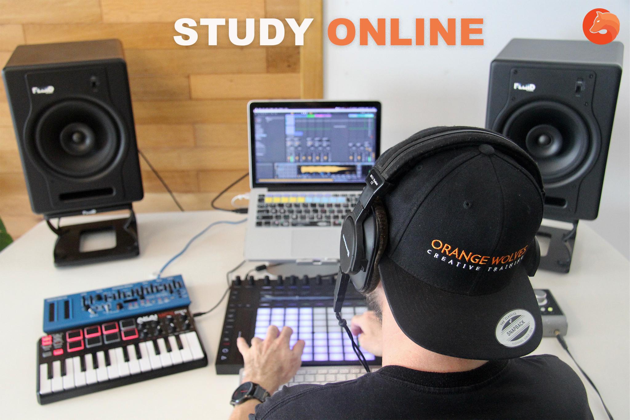 Music Production /Sản xuất nhạc - Online