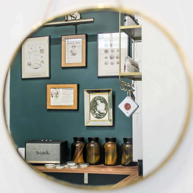 Cabinet dermaréole