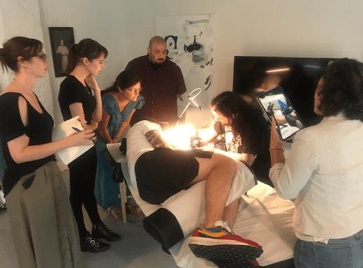 Workshop avec David Allen
