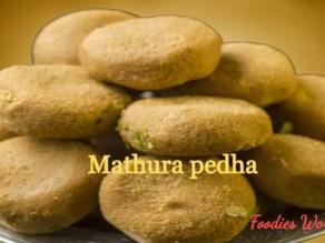 Janmashtami special- Mathura ka pedha.