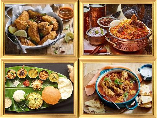 Evolution of Indian cuisine.