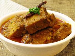 Dhokar Dalna-  a Bengal delicacy.