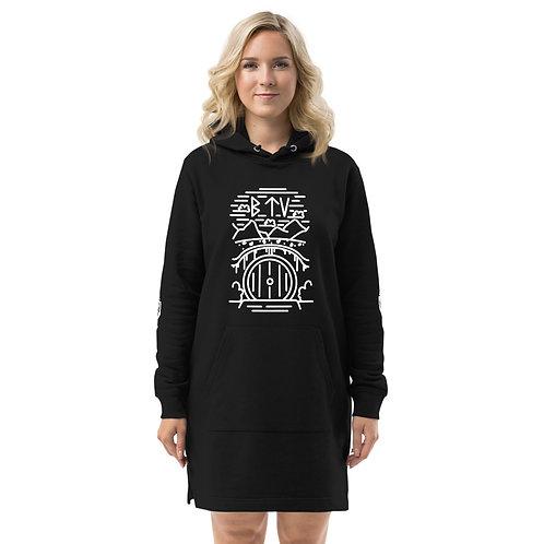 BagginsTV Hobbit Hole Hoodie Dress