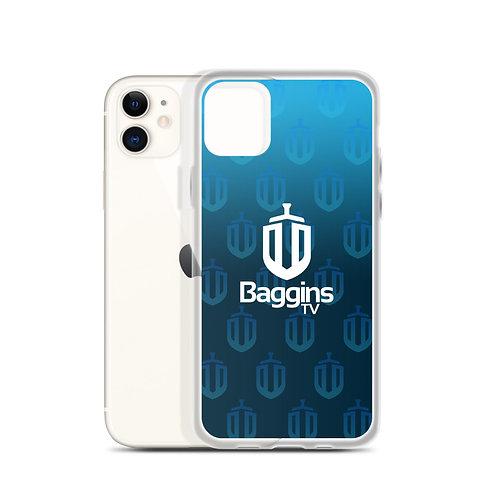BagginsTV Gradient iPhone Case