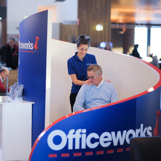 Officeworks Activation