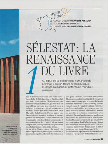 Pleine_Vie_-_La_Bibliothèque_humaniste_de Sélestat