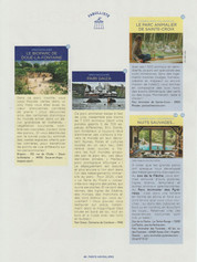 Bubble Mag - Parcs animaliers - KFilhoul