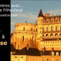 Podcast de marque touristique - visite familiale - Amboise