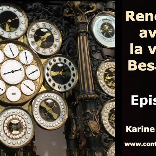 Podcast ludique -visite de Besançon