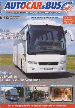 Autocar et Bus Infos
