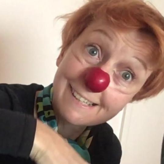 Clip Clown pour une marque