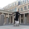 Danse-tourisme - Palais Royal et Buren