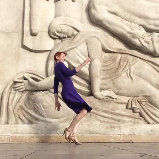Danse-tourisme - Palais de Tokyo