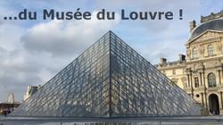 Clip clown Musée du Louvre