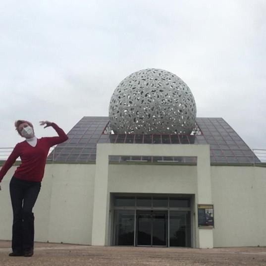 "Danse-tourisme - ""Futuroscope"