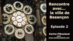 Podcast - Visite ludique de Besançon