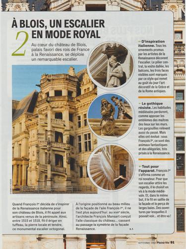 Pleine_Vie_-_L'escalier_du_Château_de_Blois