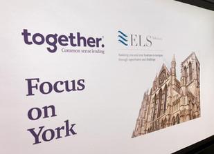 Fantastic evening at the Focus on York quiz night...