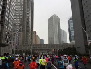 STANDARD SUPPLYと東京マラソン