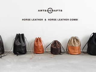 ARTS&CRAFTS / HORSE LEATHER