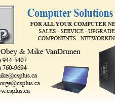 Computer Solutions Plus