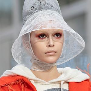 #valentino #buckethat #fashion #rave #handmaidstale