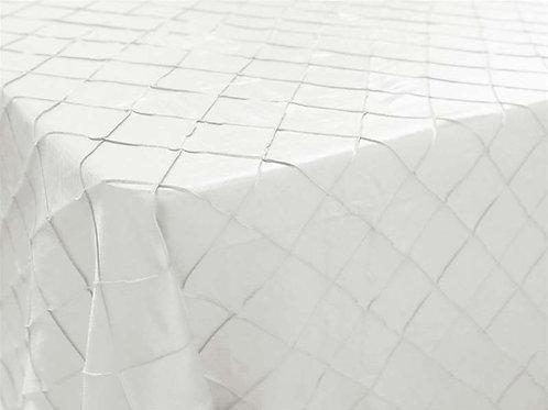 "90"" x 132"" Pintuck Tablecloth"