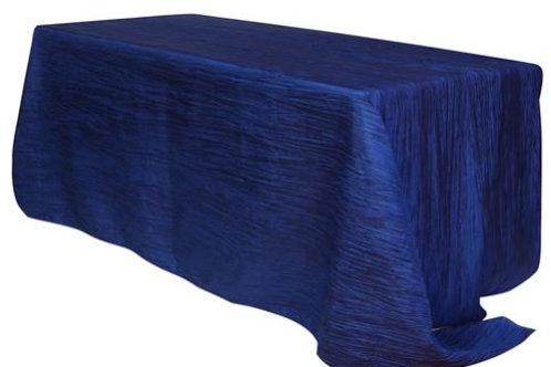 "90"" x 156"" Accordion Crinkle Tablecloth"
