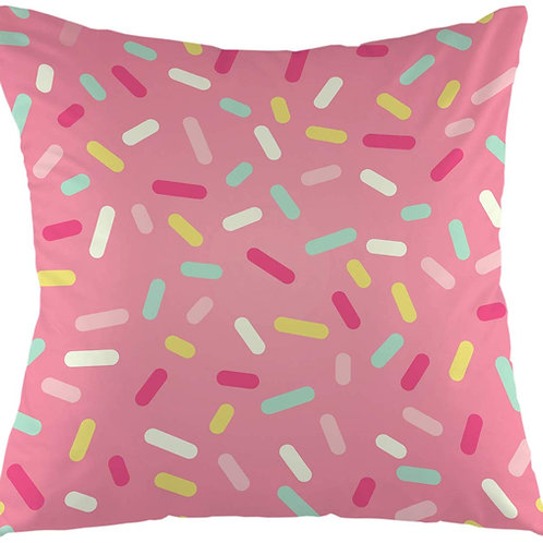 "18"" x 18"" Sprinkle Throw Pillow"