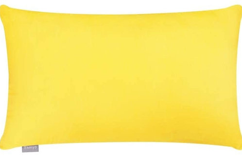 "12"" x 20"" Yellow Pillow"