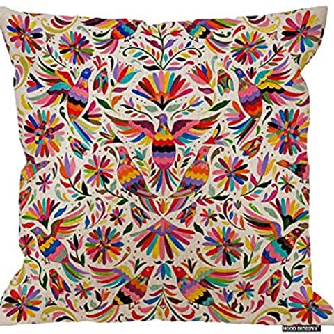 "18"" x 18"" Mexican Pillow"