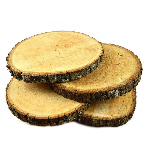 "9""-11"" Wood Tree Stumps"